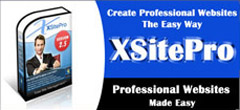 How To Create A Website With XSitePro 2.5